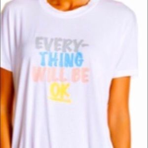 - NWT PEACE LOVE WORLD Everything will be OK…